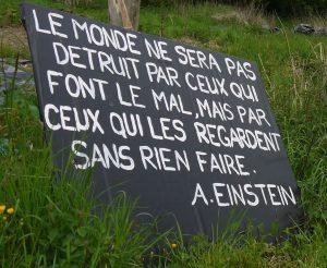 Monde Einstein