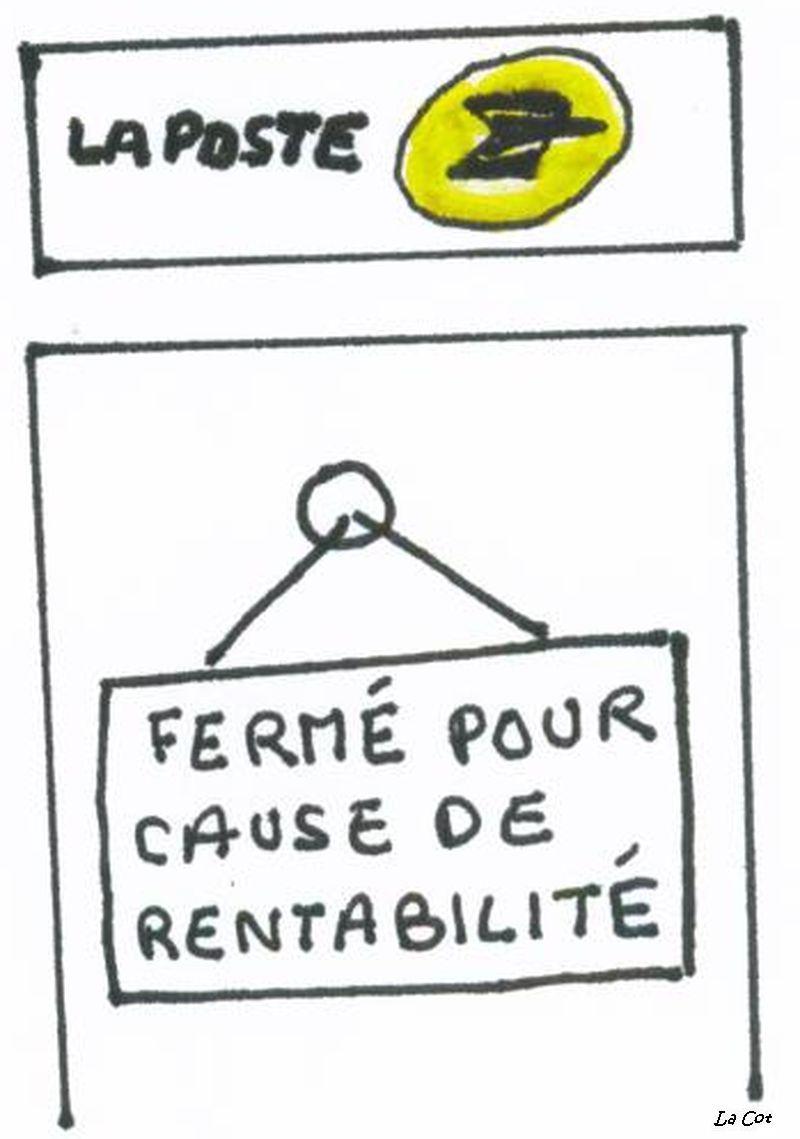 Dès Lundi Prochain Plus De Bureau De Poste à Saint Béat Le Matin