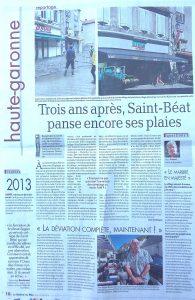 La Dépêche - 2016_08-15 -Page 10