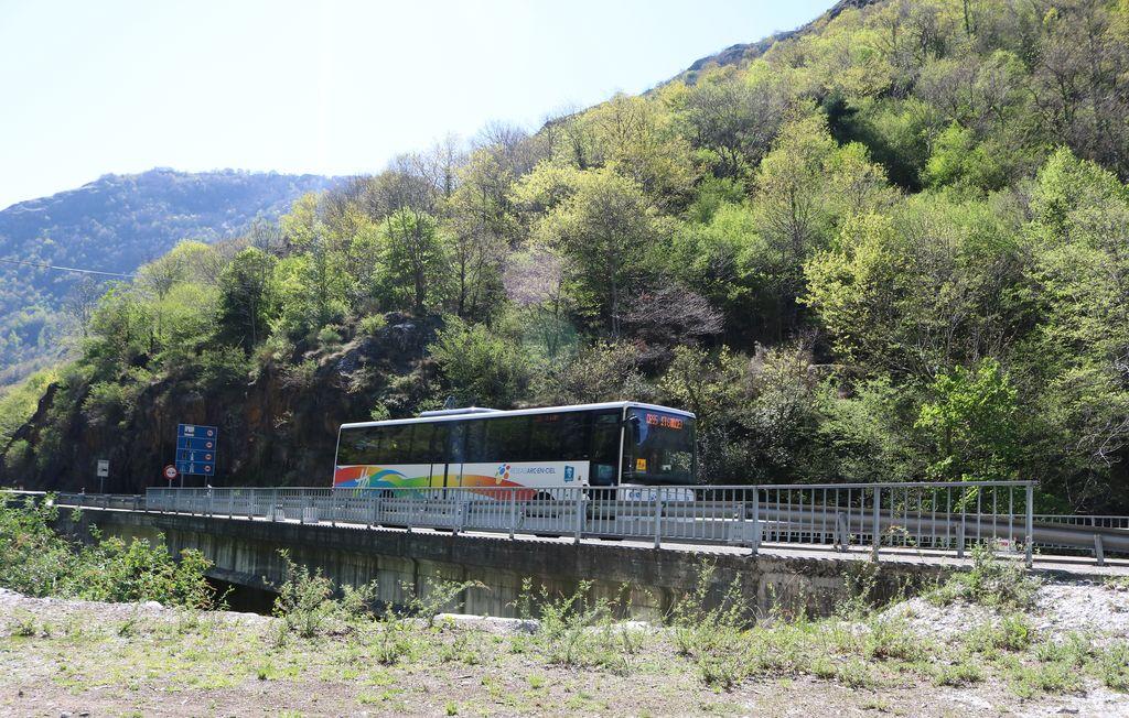 ouverture d u2019une ligne de bus entre le val d u2019aran et le comminges