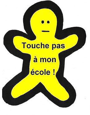 Jeudi 21 janvier à 8 h 45 / Appel solidaire de blocage de l'école de Marignac