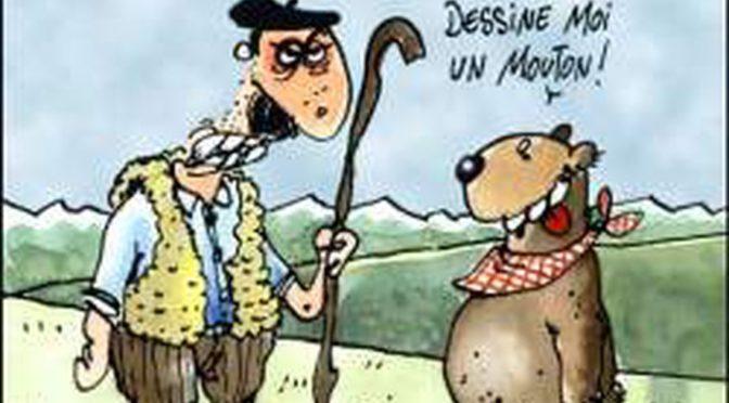 Ours et pastoralisme / Communiqué de presse d'Alban Dubois, maire de Melles